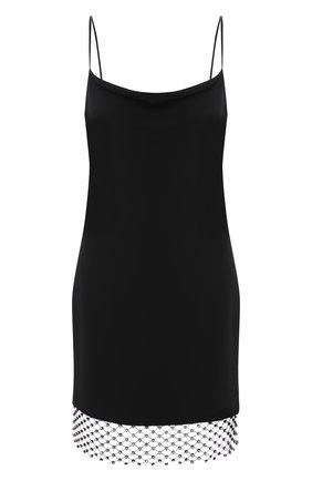 Женское платье DOROTHEE SCHUMACHER черного цвета, арт. 848306/GLAM0R0US STATEME | Фото 1