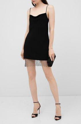 Женское платье DOROTHEE SCHUMACHER черного цвета, арт. 848306/GLAM0R0US STATEME | Фото 2