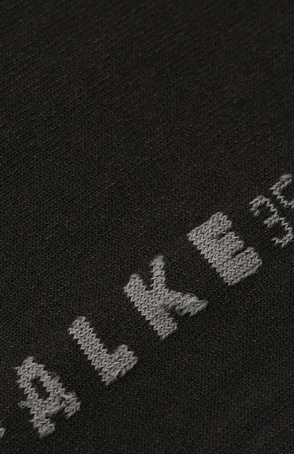 Женские хлопковые носки cotton touch FALKE темно-серого цвета, арт. 47673_ | Фото 2