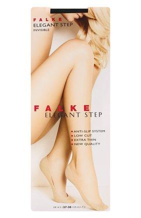 Женские капроновые подследники elegant  step FALKE черного цвета, арт. 44015_   Фото 1