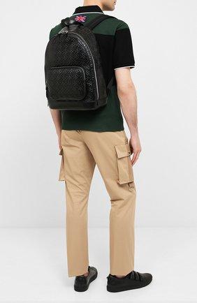 Кожаный рюкзак Rocco | Фото №2
