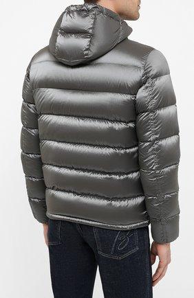 Мужская пуховая куртка HERNO серого цвета, арт. PI060UR/12344 | Фото 4