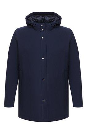 Мужская куртка HERNO темно-синего цвета, арт. GC005UR/12254 | Фото 1
