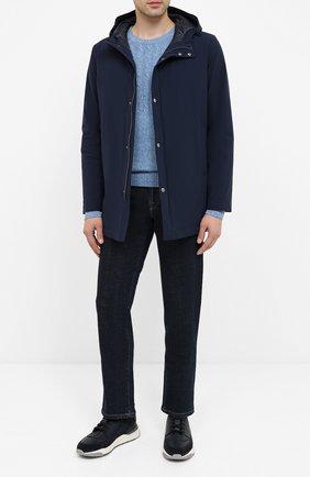 Мужская куртка HERNO темно-синего цвета, арт. GC005UR/12254 | Фото 2
