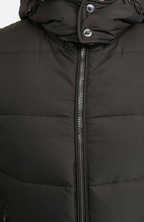 Мужской пуховый жилет fayer-wk MOORER хаки цвета, арт. FAYER-WK/A20M080SHWK   Фото 5