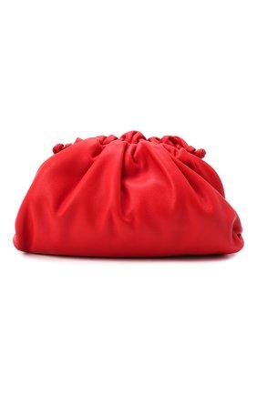 Женский клатч pouch 20 BOTTEGA VENETA красного цвета, арт. 585852/VCP40 | Фото 1