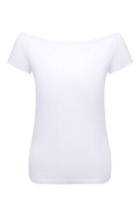 Женская топ HELMUT LANG белого цвета, арт. J04HW522 | Фото 1