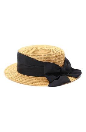 Детская шляпа GREVI светло-коричневого цвета, арт. 16087/TR1125 | Фото 2
