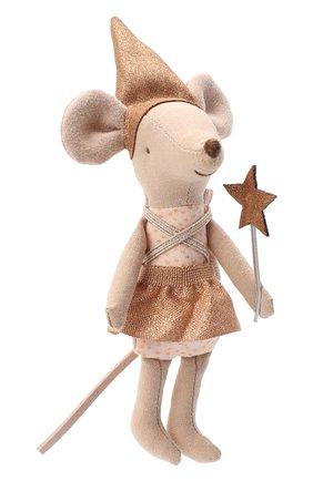 Детского игрушка зубная фея со шкатулкой MAILEG бежевого цвета, арт. 16-0730-01 | Фото 1