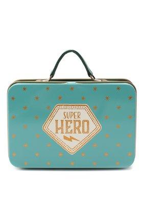 Детского игрушечный чемодан MAILEG голубого цвета, арт. 20-7017-00 | Фото 1