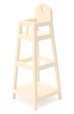 Детского игрушка высокий стул MAILEG белого цвета, арт. 11-0002-00 | Фото 2
