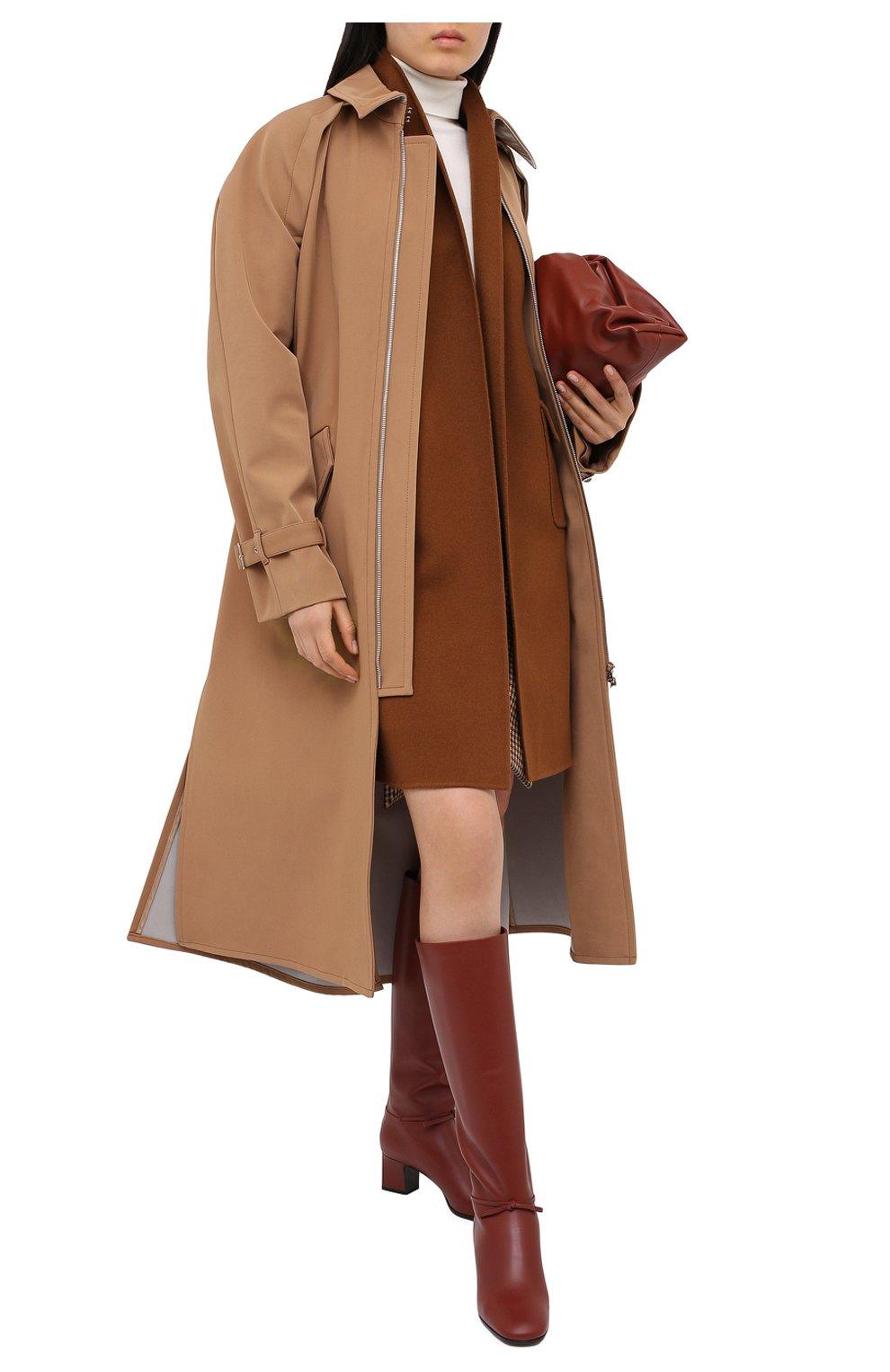 Женский кашемировый жилет LORO PIANA светло-коричневого цвета, арт. FAG3518 | Фото 2