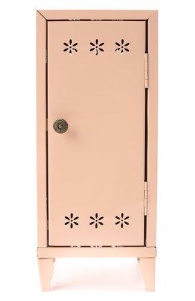 Детского игрушка шкаф с 3-мя вешалками MAILEG розового цвета, арт. 11-6205-02 | Фото 1