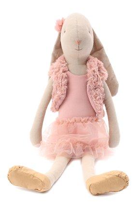 Детского игрушка заяц балерина 4 MAILEG бежевого цвета, арт. 16-9404-00   Фото 1