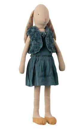 Детского игрушка заяц балерина MAILEG бежевого цвета, арт. 16-9503-00   Фото 1
