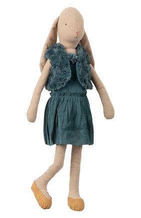 Детского игрушка заяц балерина MAILEG бежевого цвета, арт. 16-9503-00   Фото 2