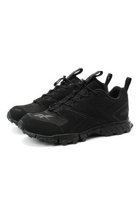 Мужские комбинированные кроссовки dmxpert REEBOK черного цвета, арт. FV5060 | Фото 1