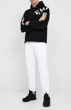 Мужские комбинированные кроссовки dmxpert REEBOK черного цвета, арт. FV5060 | Фото 2