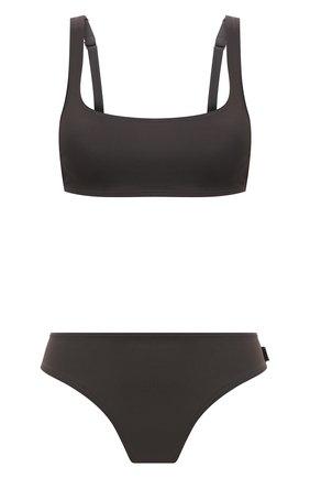 Женский раздельный купальник SHAN серого цвета, арт. 42090-21-42090-34   Фото 1
