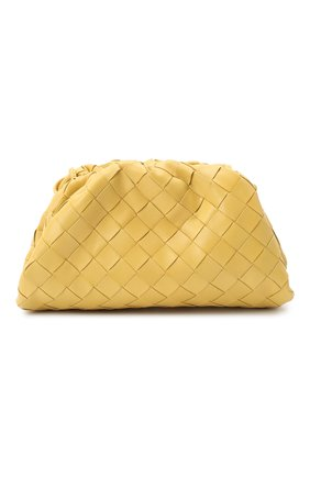 Женский клатч pouch 20 BOTTEGA VENETA бежевого цвета, арт. 585852/VCPP1 | Фото 1