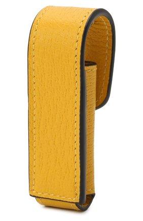 Женская косметичка porte-rouges GUCCI желтого цвета, арт. 615998/DJ2QS | Фото 2