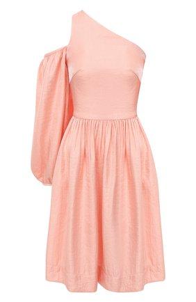 Женское платье KALMANOVICH розового цвета, арт. SS2018 | Фото 1