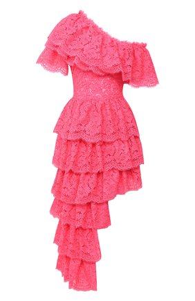 Женское платье KALMANOVICH розового цвета, арт. SS2021 | Фото 1