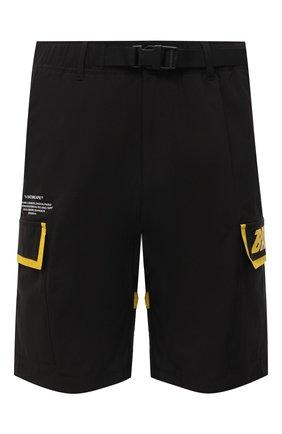 Мужские шорты BAPE черного цвета, арт. 1F20153031   Фото 1