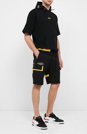 Мужские шорты BAPE черного цвета, арт. 1F20153031   Фото 2