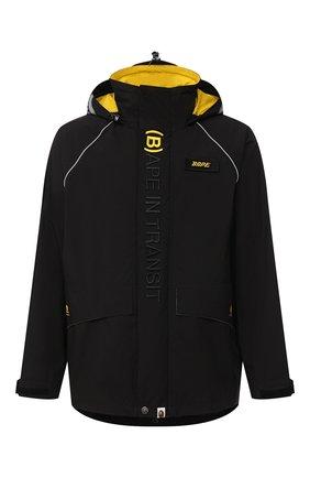 Мужская куртка BAPE черного цвета, арт. 1F20141008 | Фото 1
