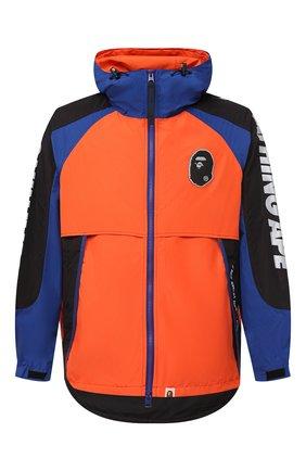 Мужская куртка BAPE оранжевого цвета, арт. 1F20140028 | Фото 1