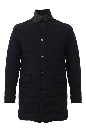 Мужская пуховая куртка nabil-kn MOORER темно-синего цвета, арт. NABIL-KN/A20M280STKN | Фото 1