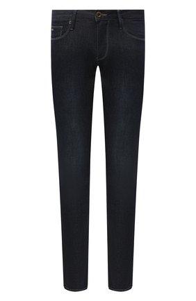 Мужские джинсы EMPORIO ARMANI синего цвета, арт. 6H1J06/1DH9Z | Фото 1