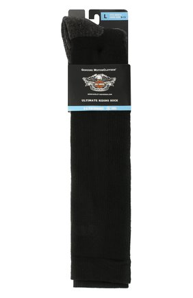 Мужские носки HARLEY-DAVIDSON черного цвета, арт. 99975770 | Фото 1