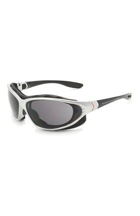 Мужские солнцезащитные очки HARLEY-DAVIDSON белого цвета, арт. HD1001 | Фото 1