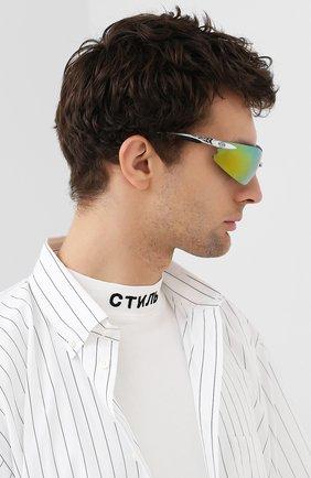 Мужские солнцезащитные очки HARLEY-DAVIDSON разноцветного цвета, арт. HD800   Фото 2