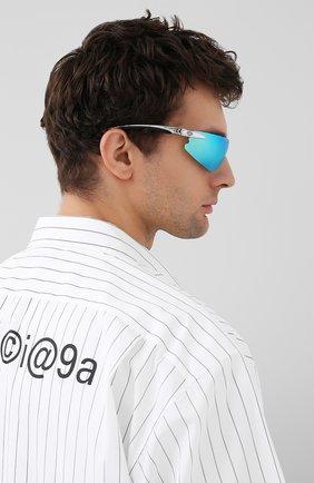 Мужские солнцезащитные очки HARLEY-DAVIDSON разноцветного цвета, арт. HD801   Фото 2