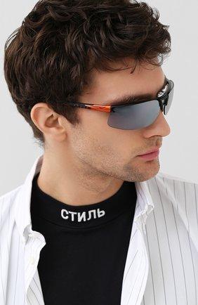 Мужские солнцезащитные очки HARLEY-DAVIDSON разноцветного цвета, арт. HD1202   Фото 2