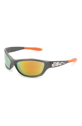 Мужские солнцезащитные очки HARLEY-DAVIDSON разноцветного цвета, арт. HD1003 | Фото 1