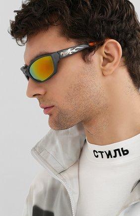 Мужские солнцезащитные очки HARLEY-DAVIDSON разноцветного цвета, арт. HD1003 | Фото 2