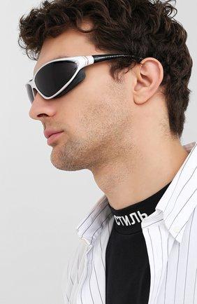 Мужские солнцезащитные очки HARLEY-DAVIDSON разноцветного цвета, арт. HD 1301   Фото 2