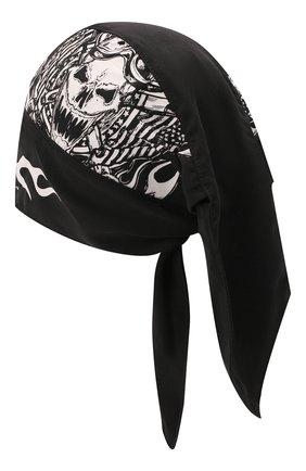 Мужского хлопковая бандана genuine motorclothes HARLEY-DAVIDSON черного цвета, арт. 97675-15VM | Фото 2