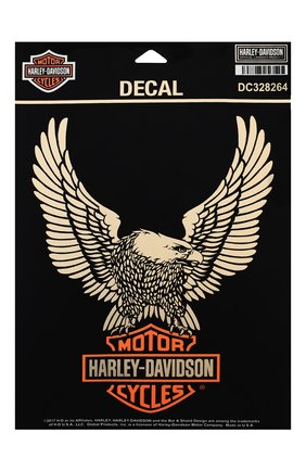 Мужская наклейка HARLEY-DAVIDSON разноцветного цвета, арт. DC328264 | Фото 1