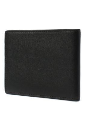 Мужской кожаное портмоне HARLEY-DAVIDSON черного цвета, арт. NP5709L-Black   Фото 2