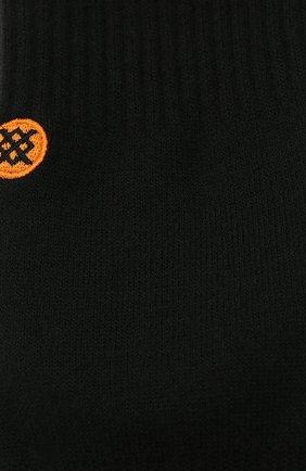 Мужские носки HARLEY-DAVIDSON черного цвета, арт. U556C19HAO- M   Фото 2
