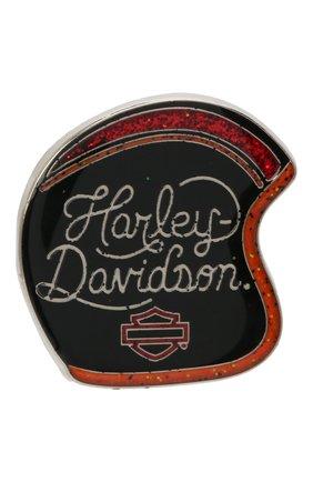 Мужская значок HARLEY-DAVIDSON разноцветного цвета, арт. P309812 | Фото 1