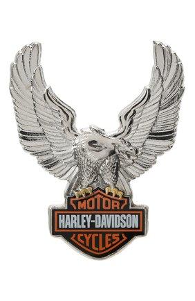 Мужская значок HARLEY-DAVIDSON разноцветного цвета, арт. P328064 | Фото 1