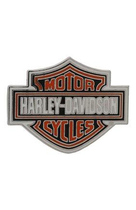 Мужская значок HARLEY-DAVIDSON разноцветного цвета, арт. P302662 | Фото 1