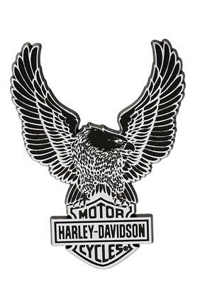Мужская наклейка HARLEY-DAVIDSON черного цвета, арт. DC328801 | Фото 1