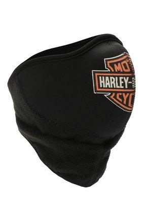 Мужская маска genuine motorclothes HARLEY-DAVIDSON черного цвета, арт. 99405-16VM | Фото 1